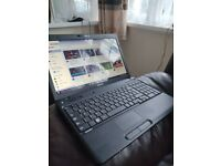 Toshiba Satellite, MS OFFICE, CLEAN Laptop, Great condition, Good Battery Life