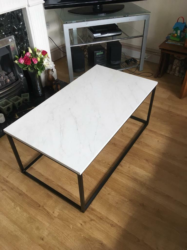 White Wayfair Coffee Table In Waltham Abbey Essex Gumtree
