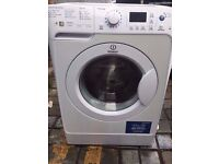 8KG INDESIT NEW MODEL WASHING MACHINE, EXCELLENT CONDITION, FREE INSTALLATION