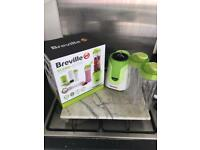 Breville blend active smoothie maker