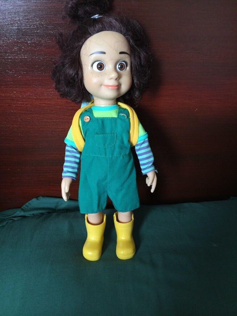 Vintage Rare Disney Store Toy Story 3 Bonnie Talking Doll 32cm Woody