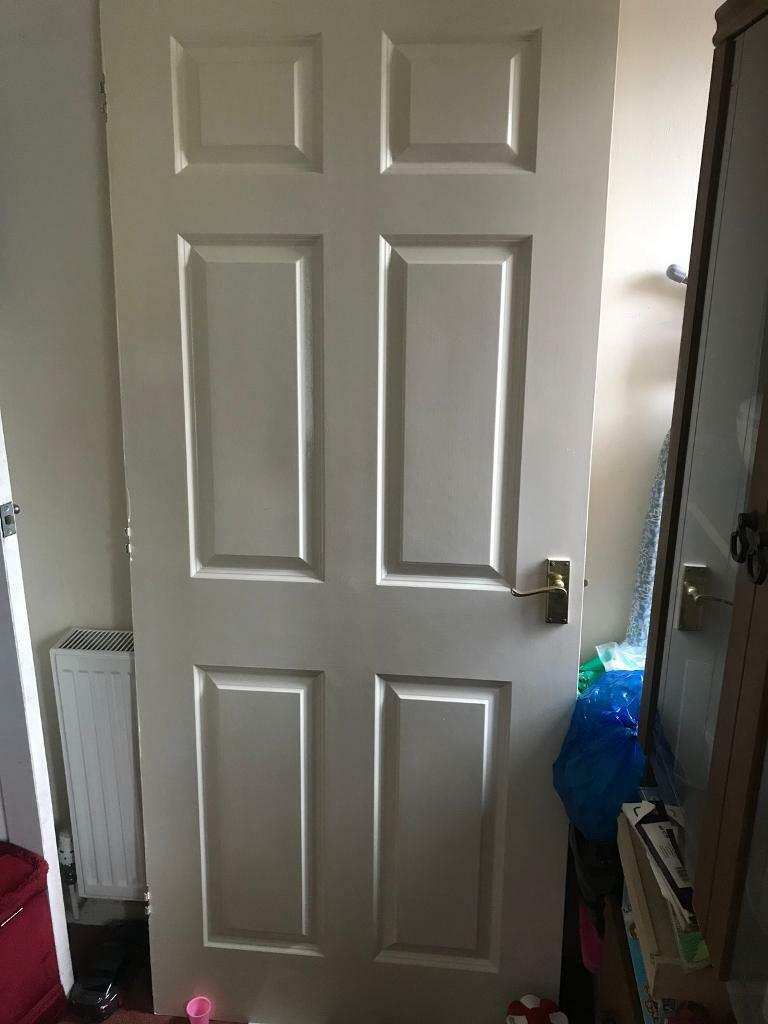 Sale for interior door (wood) in Wellingborough £30 | in ...