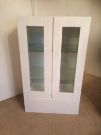 Ikea kitchen wall/ free standing unit. Excellent condition.