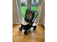 Egg Stroller/Travel System suitable from birth (unisex)