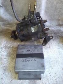 Ford transit 115/125 bhp diesel fuel injection pump, 03 to 06
