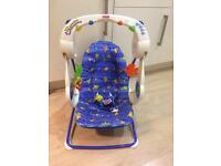 Fisherprice take along swing