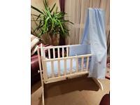 Baby cot/crib