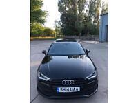 2014 Audi A3 2.0 tdi Sline Pan roof Stronic Fully loaded **S3 rs3 Golf R M135i GTI GTD DSG**