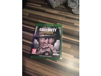 Brand New COD Call of Duty WWII Xbox One