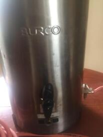 LPG Burco tea urn