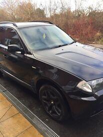 BMW X3D M SPORT