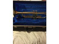 Getzen (deg) Bb Trumpet in very good playing condition