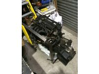 Ford Focus 1.4 zetec s engine and gearbox