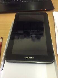 Samsung galaxy tab 2 boxed