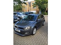 For sale 1.4 automatic vw polo 2011, mot 05/2017,perfect condition