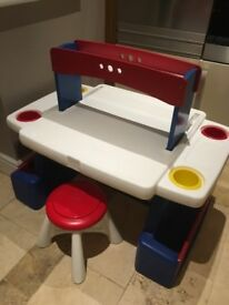 Step 2 child's art craft desk table