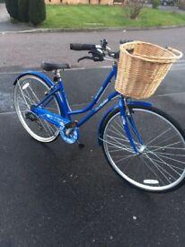 "Ladies Claud Butler Cambridge Bicycle 45"" frame"