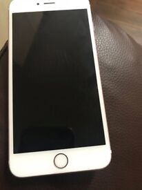 iPhone 6s Rose Gold 16GB unlocked to all networks