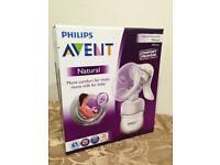 Philips avent manual breast pump RRP £36