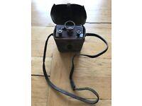 World War 2 / RAF Army Morse Code / Signals Unit - Portable + Leather Militaria / military antiques