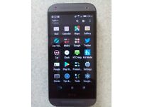 Unlocked HTC one mini 2 mint condition