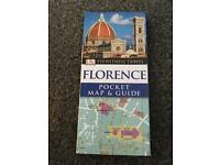 Florence pocket guide and map 2016 edition