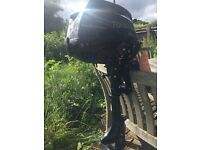 """*AS NEW* TOHATSU OUTBOARD 3.5hp 4 Stroke - Short Shaft 17"""""""