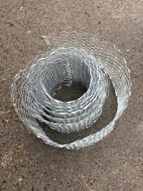 Roll of EML mesh