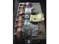 JOB LOT GUITAR ACCESSORIES-OFFERS AND POSTAGE MAY BE POSSIBLE