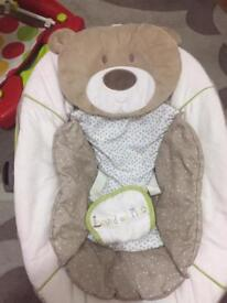 Mothercare Teddy Bouncer