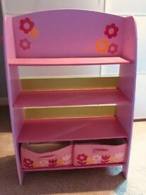 ELC CHILDRENS BOOKCASE
