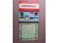 Original Monoply Game