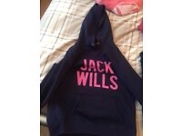 Jack wills hoody for sale  County Antrim