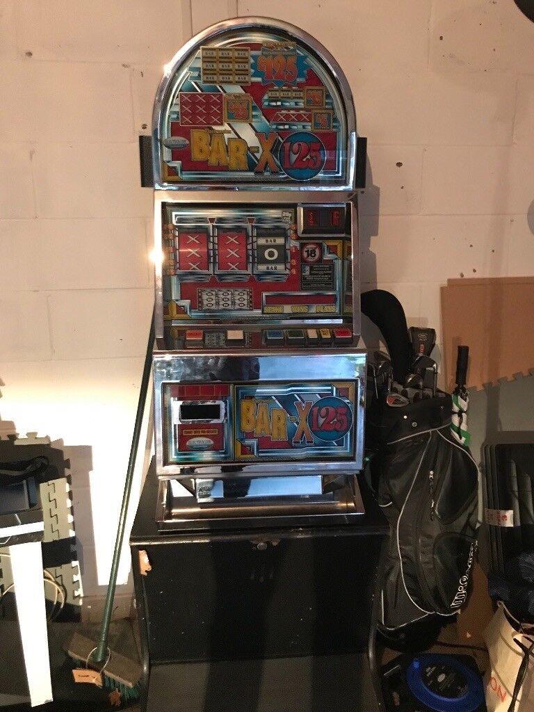 Arcader Slot Machine
