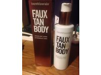 Bare Minerals Faux Tan for the Body suits all skin types