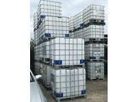 IBC FOOD GRADE CUBES FOR SALE