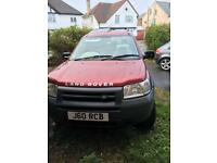 Land Rover freelander GS
