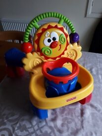 Fisher Price push/ride on toy