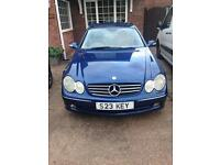 Mercedes CLK 240 Full Service History Automatic