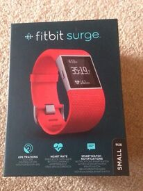 Fitbit Surge - Fitness Super Watch bought 8 months ago, like new and boxed with charger.