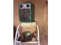 Greenhouse Heater 2 KW Electric