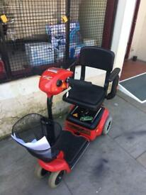 Mobility Scooter Small Travel