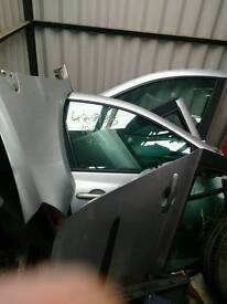 Renault clio estate front and rear doors and a wing