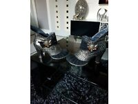 Irregular choice meow meow boots