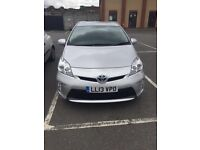 Toyota Prius 2013 Import for Sale with PCO Licence