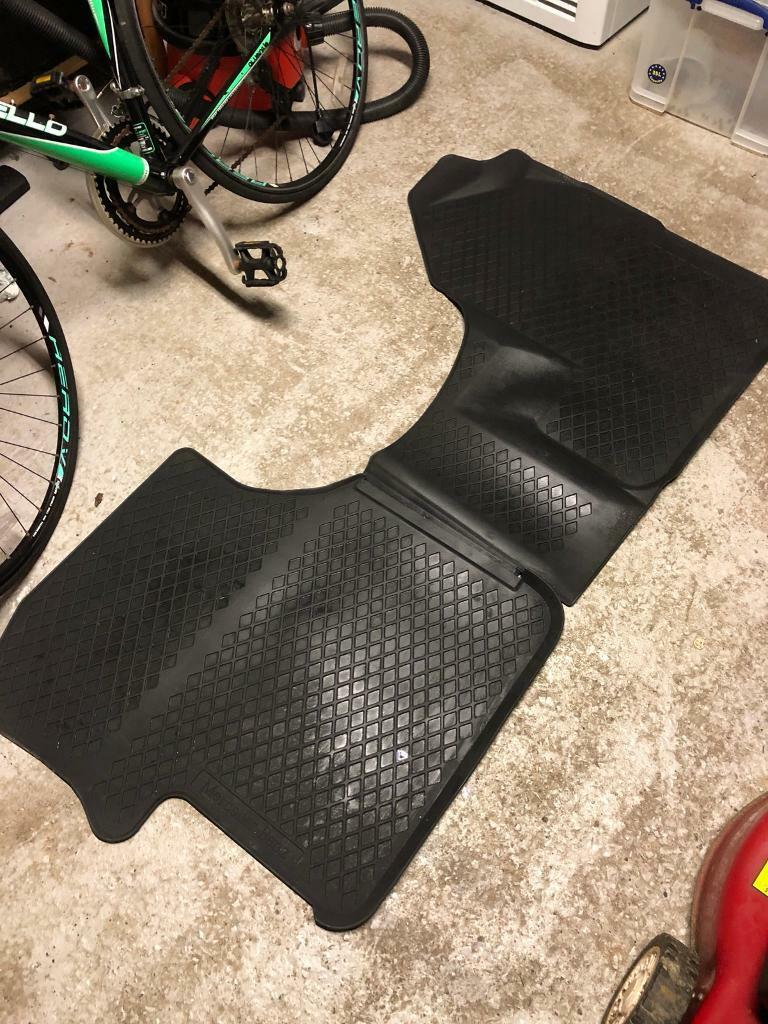 Mercedes Sprinter W906 Genuine Mercedes Rubber Matts