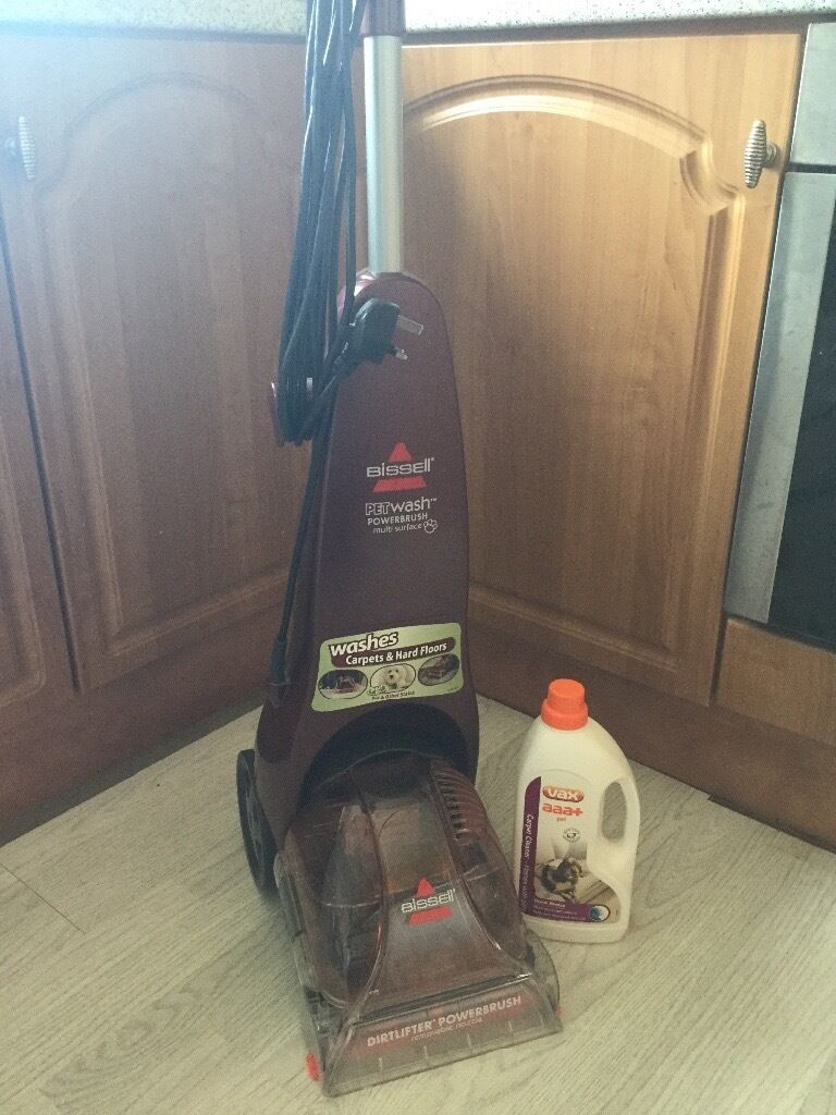 Bissell Carpet Cleaner - still available 17/4/17