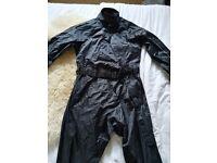 Frank Thomas bikers suit