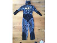 Batman costume for 7-8yr olds