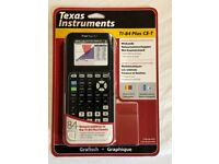 Texas Instruments Ti-84 CET Graphing Calculator Brand New SEALED - Ti84 Calculator Ti-84 Calculator